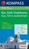 Kompass: WK 252 Kos - Südlicher Dodekanes 1:50 000