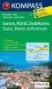 Kompass: WK 253 Samos - Nördlicher Dodekanes 1:50 000