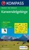 Kompass: WK 26 Karwendelgebirge 1:50 000