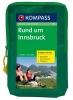 Kompass: WK 290 Innsbruck, Rund um (2-K-Set m.NF) 1:50 000