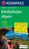 Kompass: WK 29 Kitzbüheler Alpen 1:50 000