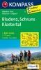 Kompass: WK 32 Bludenz-Schruns-Klostertal 1:50 000