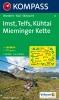 Kompass: WK 35 Imst-Telfs-Kühtai 1:50 000