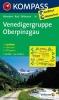 Kompass: WK 38 Venedigergruppe-Oberpinzgau 1:50 000