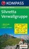 Kompass: WK 41 Silvretta-Verwallgruppe 1:50 000