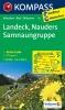 Kompass: WK 42 Landeck-Nauders-Samnaungruppe 1:50 000