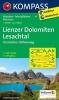 Kompass: WK 47 Lienzer Dolomiten-Lesachtal 1:50 000