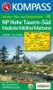 Kompass: WK 49 NP Hohe Tauern Süd - Mallnitz Mölltal Maltatal