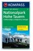 Kompass: WK 50 Nationalpark Hohe Tauern (3-mapy) 1:50 000