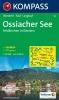 Kompass: WK 62 Ossiacher See-Feldkirchen 1:25 000