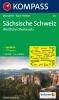 Kompass: WK 810 Sächsische Schweiz - Westliche Oberlausitz 1:50