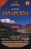 Nepa: Around Annapurna mapa 1:100 000