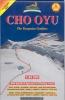 Nepa: Cho Oyu climbing mapa 1:50 000