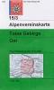 OEAV: 15/3 Totes Gebirge, Ost 1:25 000