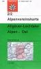 OEAV: 2/2 Allgäuer - Lechtaler Alpen, Ost (východ) 1:25 000