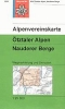 OEAV: 30/4 Ötztaler Alpen, Nauderer Berge 1:25 000