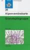 OEAV: 39 Granatspitzgruppe - zimní 1:25 000