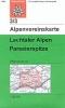 OEAV: 3/3 Lechtaler Alpen, Parseierspitze 1:25 000