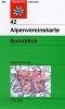 OEAV: 42 Sonnblick - letní 1:25 000