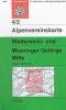 OEAV: 4/2 Wetterstein- und Mieminger Gebirge, Mitte
