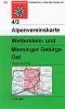 OEAV: 4/3 Wetterstein- und Mieminger Gebirge, Ost