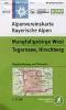 OEAV: BY13 Mangfallgebirge West, Tegernsee, Hirschberg 1:25 000