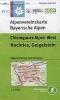 OEAV: BY17 Chiemgauer Alpen West, Hochries, Geigelstein 1:25 000