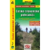 Shocart: esko-slovensk pohrani 1:80 000