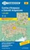 Tabacco: WK 03 Cortina d´Ampezzo e Dolomiti Ampezzane / Ampezans