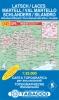 Tabacco: WK 45 Val Martello – Silandro – Laces 1:25 000