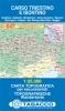 Tabacco: WK 47 Oblast Terstu / Carso Triestino 1:25 000