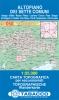 Tabacco: WK 50 Altopiano dei Sette Comuni – Asiago