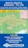 Tabacco: WK 51 Monte Grappa – Bassano – Feltre